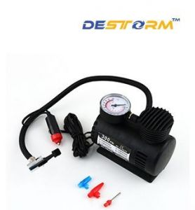 Car Performance Enhancers - Destorm 300psi 12v Car Electric Air Compressor Tyre Pump
