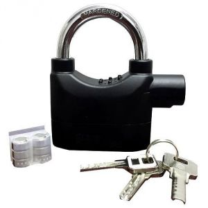 Mart And Security Siren Alarm Lock