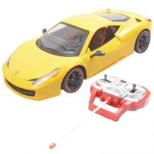 Remote Control Toys - 32cm Door Open Rechargeable Radio Control Rc Car Kids Toys Remote Gift (code - Rc Ty 98)