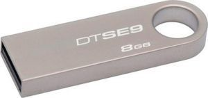 USB Pen Drives (8 GB) - Kingston 8GB Metal S9 Pendrive