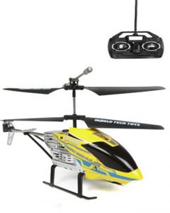 3 Ch Remote Control R/c Flying Helicopter With Freebies Js