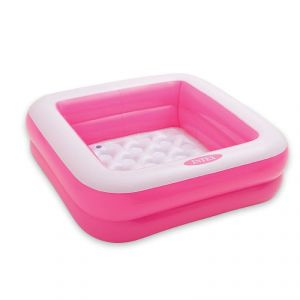 Intex Play Box Baby Pool Pink