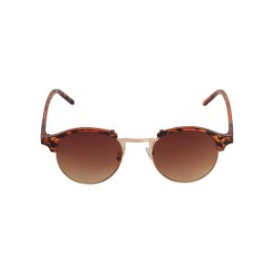 Visach Clubmaster Leopard Print Sunglasses For Men (code - Clubmaster Brown Leopard)