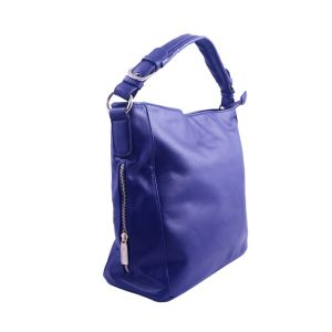 Visach Designer Blue Color Handbag For Women (code - Vs_bag_101)