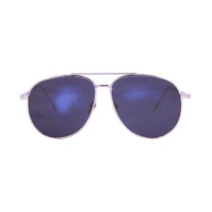 Visach Golden Rim Sunglasses For Men