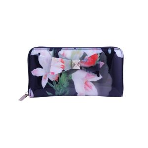 Visach Floral Print Partywear Clutch Bag For Women (code - Vs_wallet_101)