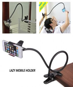 Concord Mobile Accessories (Misc) - Universal Long Lazy Mobile Phone Holder Stand For Bed Desk Table Car
