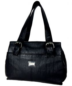 Handbags - ALL DAY 365 Shoulder Bag  (Black HBB08)