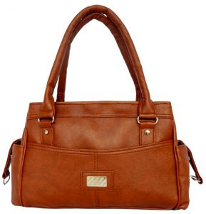 All Day 365 Shoulder Bag (brown Hbc32)