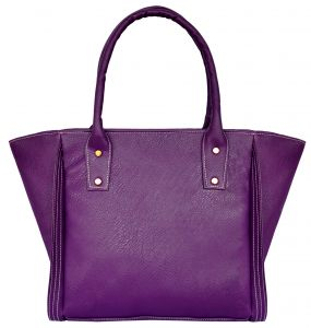 All Day 365 Purple Color Hand Bag (code-hbd05)