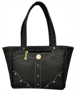 All Day 365 Black Hand Bag (code-hbd06)