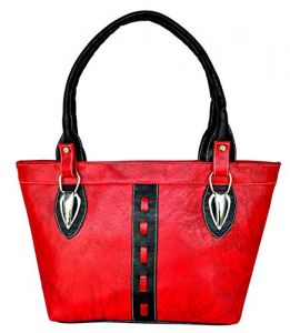 All Day 365 Shoulder Bag Red (code-hbd10)