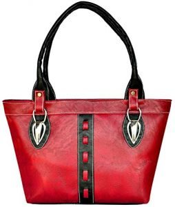 All Day 365 Shoulder Bag Maroon (code-hbd11)
