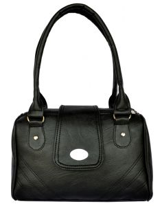 All Day 365 Black Color Shoulder Bag For Women (code-hbd14)