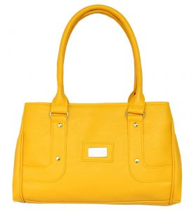 All Day 365 Shoulder Bag For Women Yellow Color(code-hbd23)