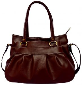 All Day 365 Shoulder Bag (brown)(code-hbd34)