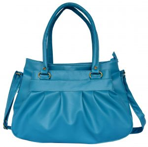 All Day 365 Shoulder Bag (ocean Blue)(code-hbd35)