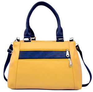 Handbags - ALL DAY 365 Shoulder Bag Yellow (CODE-457)