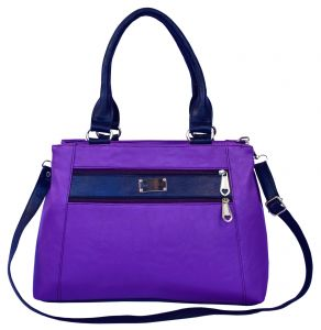All Day 365 Shoulder Bag Purple (code-462)