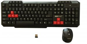 Keyboard, Mouse Combos - MAXICOM 2.4 GHZ Wireless Combo