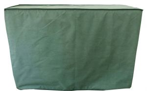 Glassiano Green Color Ac Cover For Split Outdoor Unit 2.0 Ton - (code - Giac_split_out_20t_green)