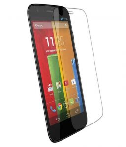 Jed Tempered Glass Screen Guard For Motorola Moto E