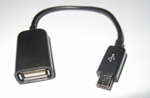 USB Otg Adapter Pen Drive Cable