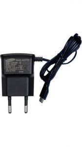 Samsung Etaou10ebe Wall Charger For Samsung (black)