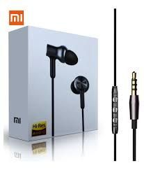 Quantum,Vox,Xiaomi,Fly,Sony Mobile Phones, Tablets - Xiomi Piston 5 In-ear Earphone Pro High Extra Bass With Mic Volume Control Piston Hybrid