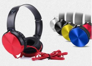 Multimedia Headphone Mdr-xb450 Type Extra Bass