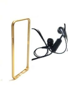Maxlive Bumper For Samsung Galaxy J5 With Earphone