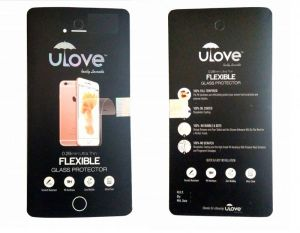 Flexible Tempered Glass Lenovo A6000 (pack Of 2)