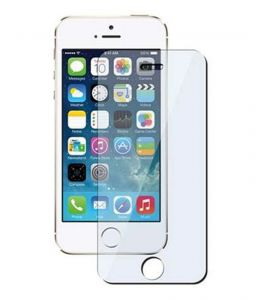 Tempered Glass Screen Protector For Apple iPhone 5s.