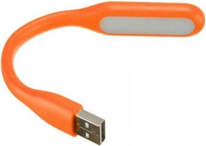 Reliable USB Portable LED Lamp USB LED Lamp USB LED Light (orange)