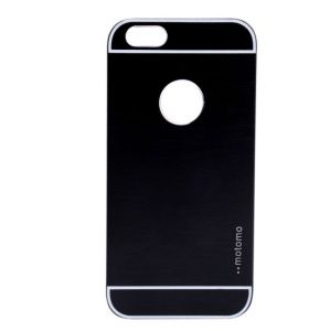 Motomo Back Cover Case For Apple I Phone6 Black