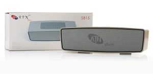 Atn Gold S815 Soundlink Mini HiFi Bluetooth Portable Supports USB Micro-sd Card Bluetooth Mobile/tablet Speaker