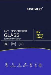 Motorola - Case Mart Transparent Motorola Moto E Tempered Glass