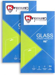 Kronus Nex6-pack-2 Tempered Glass For LG Nexus 6