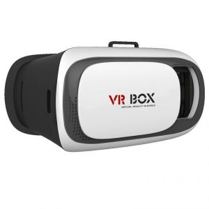 Datacables for mobile - Original Vr Box 2 Head Mount Virtual Reality Headset Glasses 3d Game Movie