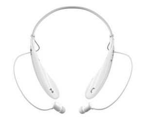 LG Tone Plus Hbs-730 Wireless Bluetooth Stereo Headset Headphones.white