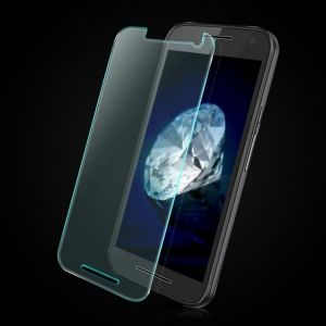 Premium Tempered Glass Screen Guard / Screen Protector For Motorola Moto G3