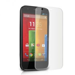 Motorola - EDGE Plus Tempered Glass For Motorola Moto G3