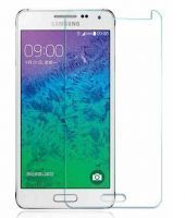 Samsung - Tempered Glass Screen Protector For Samsung Galaxy J7.