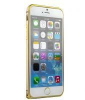 Apple iPhone 6 Plus Ultra Thin Aluminium Bumper Gold