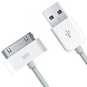 USB Data Charger Cable Cord For Apple iPhone 4G 4s
