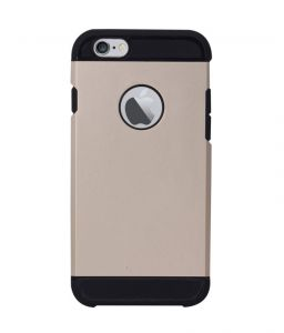 Spigen Gold Silicone Back Cover For Apple iPhone 6