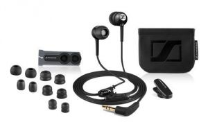 Sennheiser Mobile Phones, Tablets - Sennheiser Cx 400-ii Precision Ear-canal Phones With Bass-driven Stereo Sound (black)