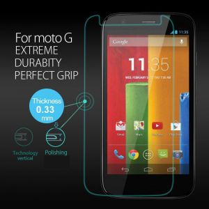 Motorola Moto G 2.5d Curved Tempered Glass Screen Protector