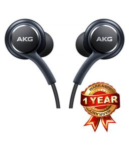 Earphones - samsung akg On Ear Wired Headphones With Mic