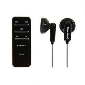 Bluedio Mobile Accessories - Bluedio I4 Stereo Bluetooth Headset Black
